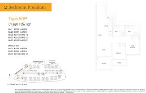 treasure-at-tampines-floor-plan-2-bedroom-premium-type-b4p