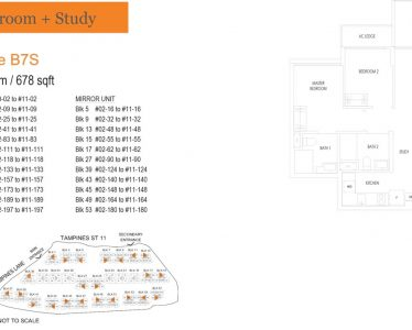 treasure-at-tampines-floor-plan-2-bedroom-study-type-b7s