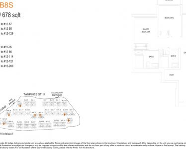 treasure-at-tampines-floor-plan-2-bedroom-study-type-b8s