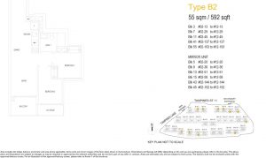 treasure-at-tampines-floor-plan-2-bedroom-type-b2