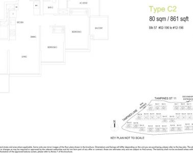 treasure-at-tampines-floor-plan-3-bedroom-type-c2
