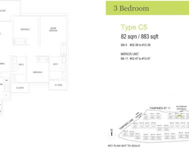 treasure-at-tampines-floor-plan-3-bedroom-type-c5