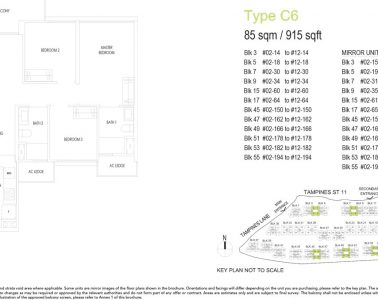treasure-at-tampines-floor-plan-3-bedroom-type-c6