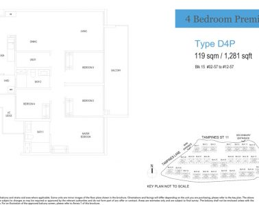 treasure-at-tampines-floor-plan-4-bedroom-premium-type-d4p