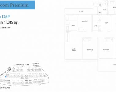treasure-at-tampines-floor-plan-4-bedroom-premium-type-d5p