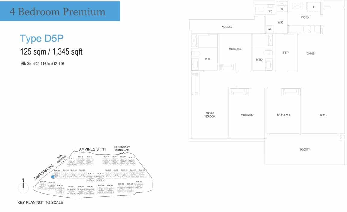 treasure-at-tampines-floor-plan-4-bedroom-premium-type-d5p