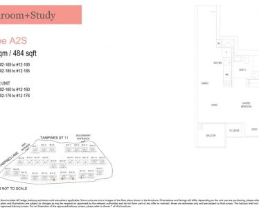 treasure-at-tampines-one-bedroom-study-type-a2s