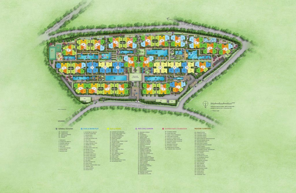 treasure-at-tampines-site-plan
