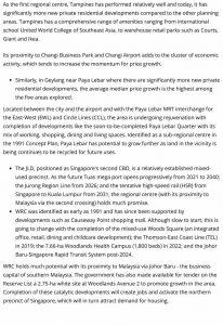 tampines Regional hubs article 4