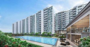 treasure at tampines showflat new launch condo