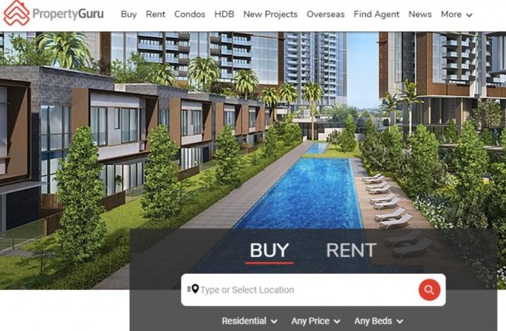Launched in 2007, PropertyGuru is based in Singapore and also operates in Vietnam, Thailand, Malaysia and Indonesia